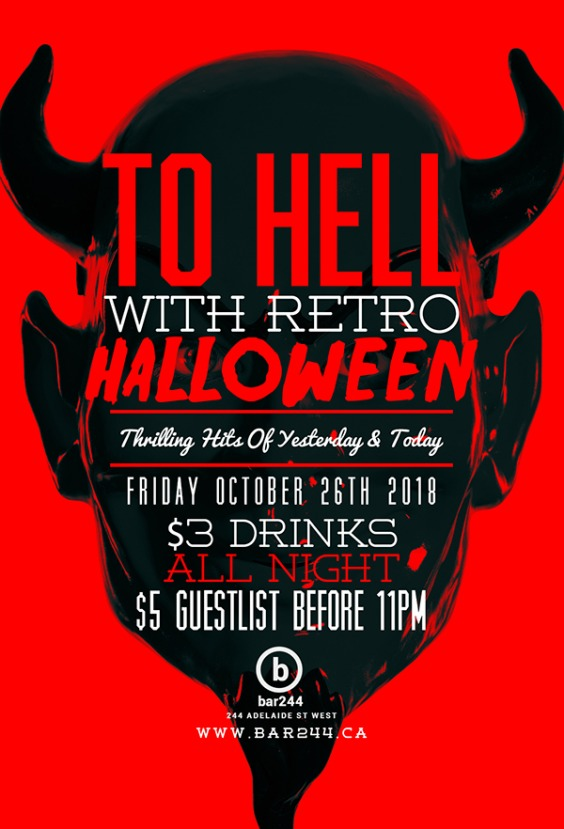 TO HELL WITH RETRO | Halloween Friday