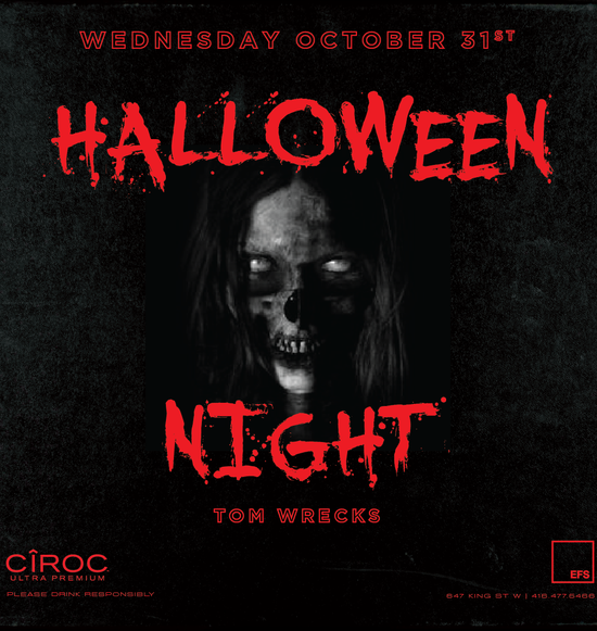 Rolling Sky Halloween Night.Toronto Halloween Parties And Events Over 100 Events Listed