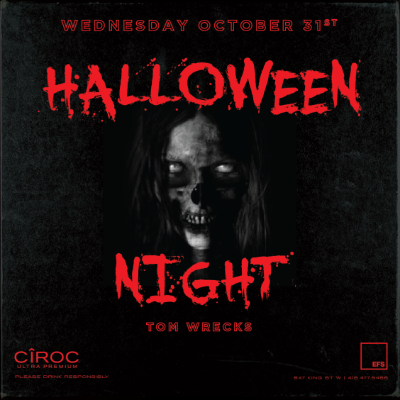 Halloween Night at EFS