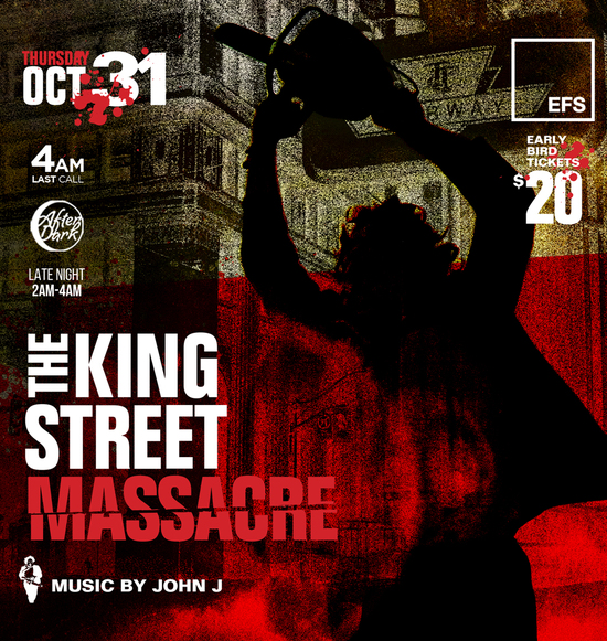The King Street Massacare