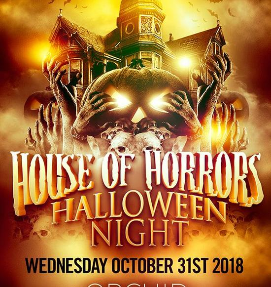House of Horrors: The Official Hot 97 All Star Halloween Party