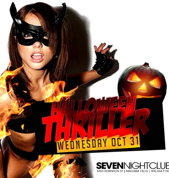 Toronto Halloween Parties and Events! Over 100 Events Listed