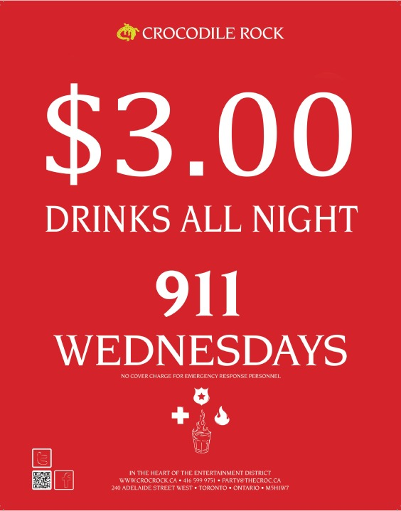 911 Wednesdays