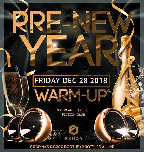 Pre New Year Warmup 2019