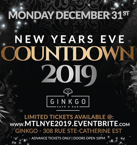 Toronto New Years Eve 2020 Over 100 Events Listed