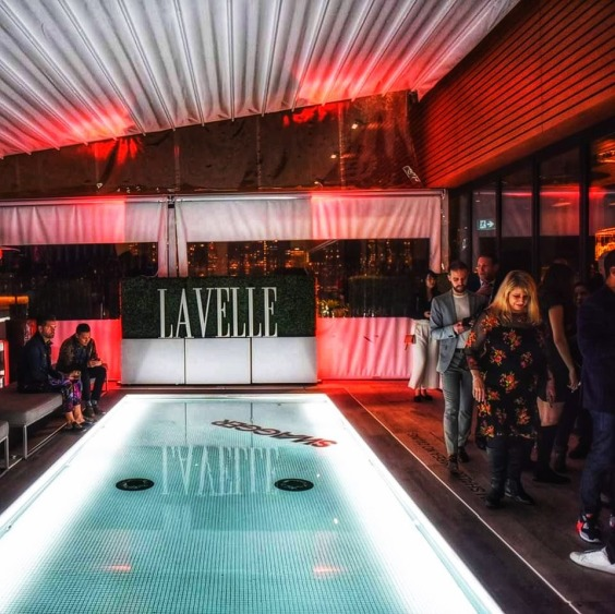 LAVELLE FRIDAYS - INDOOR ROOFTOP POOL PARTY