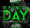 Cake St Patricks Saturday
