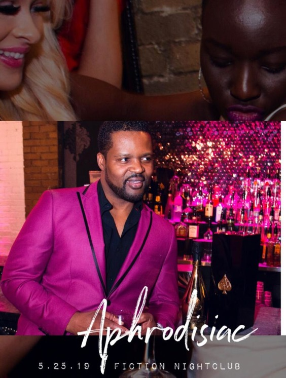 APHRODISIAC |  G.Q. HENDERSON & FRIENDS BIRTHDAY CELEBRATION | 5.25.19
