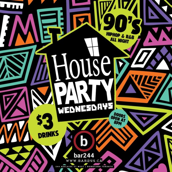 House Party Wednesdays