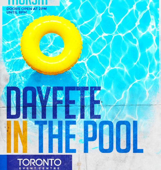 Dayfete In The Pool (Day Event)