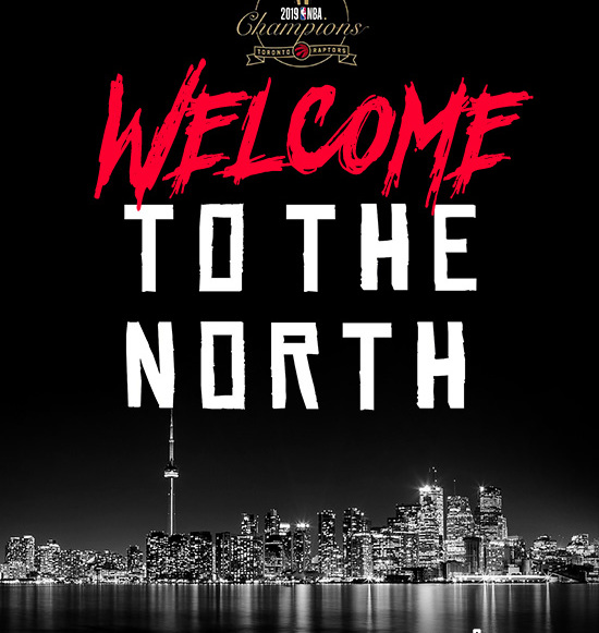 Welcome To The North