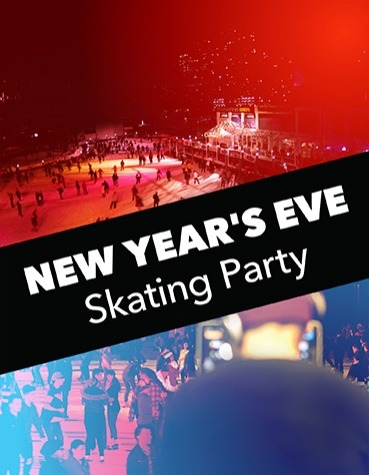 New Year's Eve Skating Party
