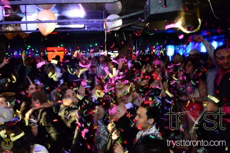 Something is. Tryst nightclub toronto all