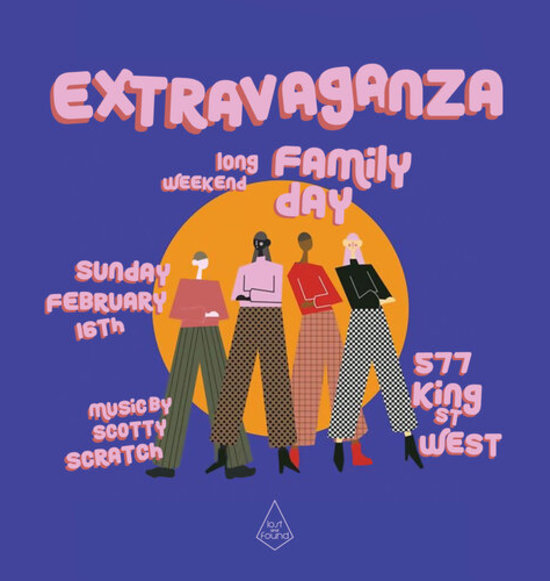 Extravaganza Long Weekend Sunday