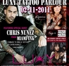 Chris Nunez From Miami Ink @ Luxy