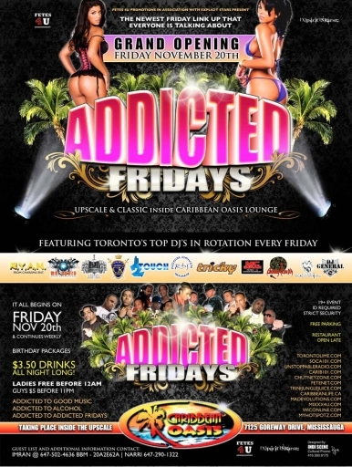Addicted Fridays