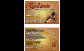 Caliente Wednesday