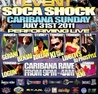 THE MAIN EVENT: CARIBANA RAVE  inside BODY ENGLISH