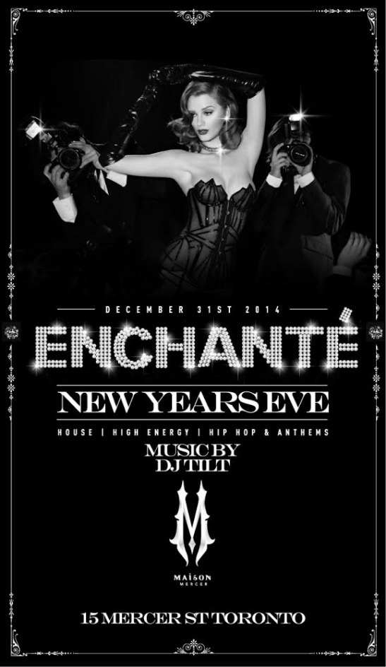 Enchante New Years Eve 2016