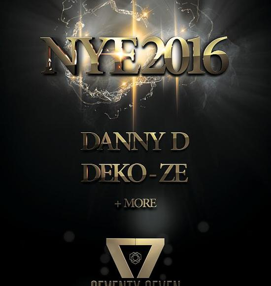 New Year's Eve 2016 (Seventy-Seven)