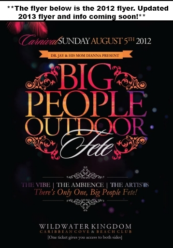 Big People Fete
