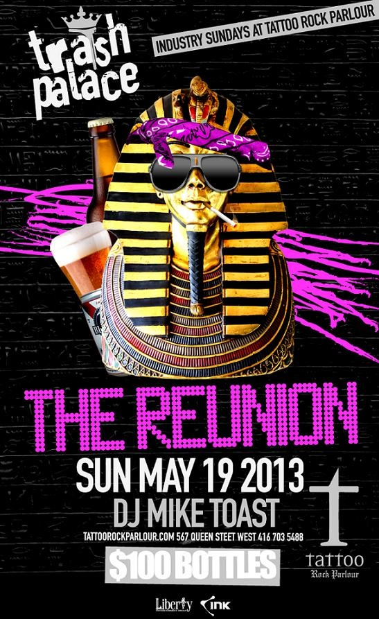 Trash Palace Sundays ~THE REUNION~