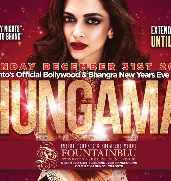 Hungama - Bollywood NYE 2018