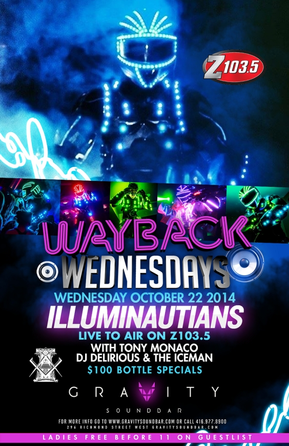 WAYBACK WEDNESDAYS - ILLUMINAUTIANS