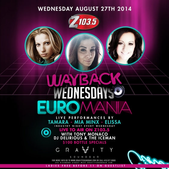 WAYBACK WEDNESDAYS - EUROMANIA