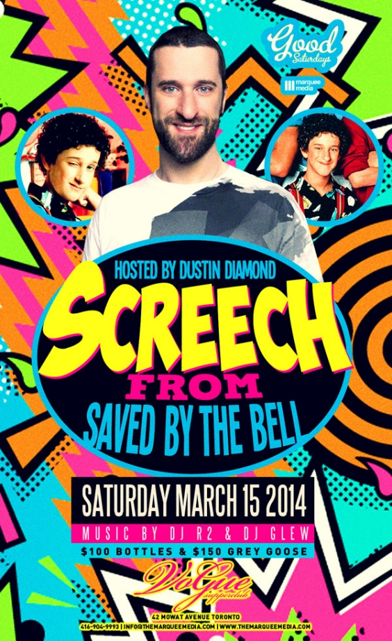 SCREECH (SAVED BY THE BELL) | GOOD SATURDAYS