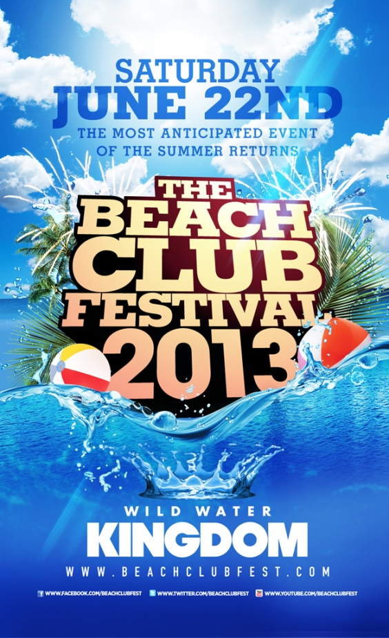 The Beach Club Festival 2013