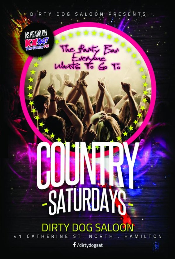 Country Saturday's