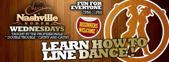 Learn How To Line Dance Wednesday