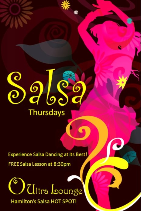 Salsa Thursday's