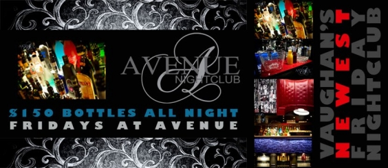Avenue Friday Nights