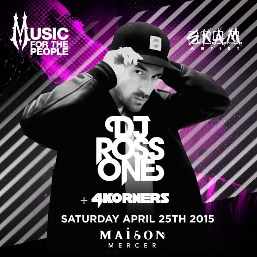 Celebration Saturdays at Maison Mercer