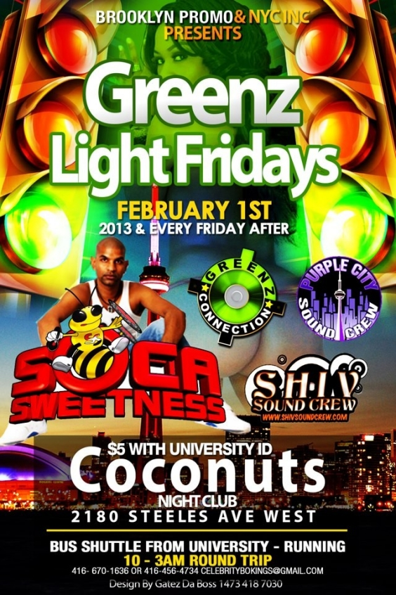 Green Light Friday's