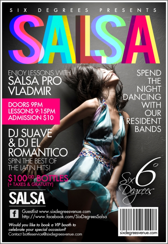 Salsa  Tuesday's