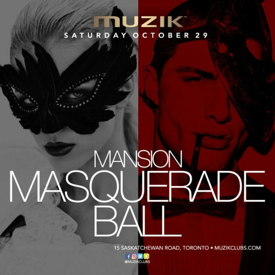 Mansion Masquerade Ball