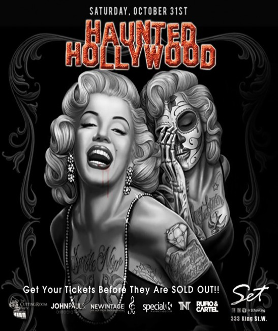 The Haunted Hollywood Halloween Ball
