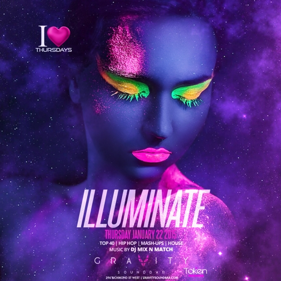 I LOVE THURSDAYS - ILLUMINATE