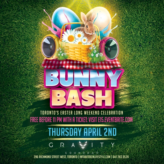I LOVE THURSDAYS - BUNNY BASH