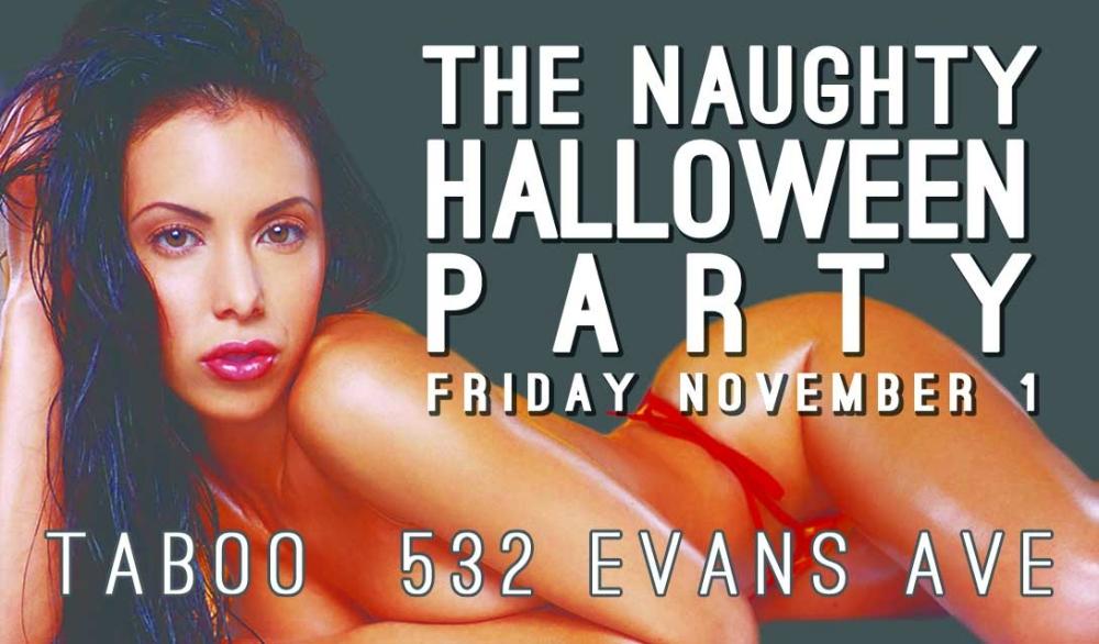 the naughty halloween party - Naughty Halloween