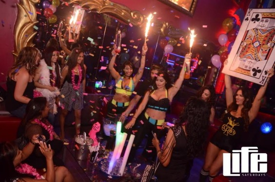 Life Saturdays Bottle Service Ultra Premium