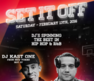 Set It Off takes place at Atlantis with New York's DJ's spinning the best in Hip Hop & R&B