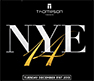 Located in trendy King West Village, The Thompson hotel's New Year's event is one of the most upscale in the area.