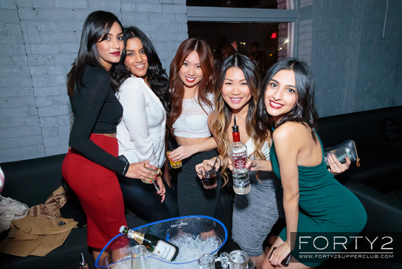 Forty2 Supperclub Saturdays