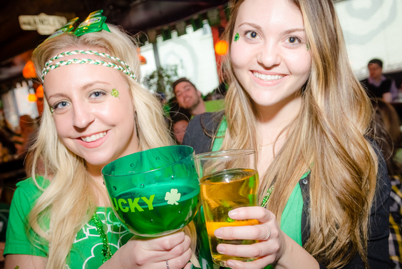 St. Patty's Day Pubcrawl
