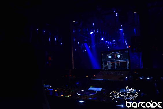 Sex, Lies & Cognac inside Barcode Nightclub Toronto 3