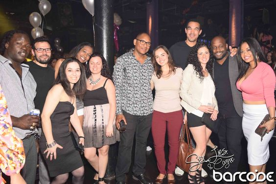Sex, Lies & Cognac inside Barcode Nightclub Toronto 32